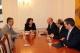 Predsednica Jahjaga je primila Guvernera CBK-a, Gani Gërguri